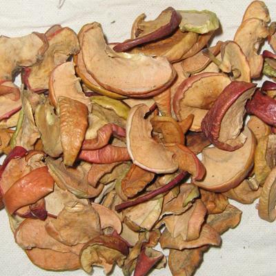Как сделать сушеные яблоки в домашних условиях в 615