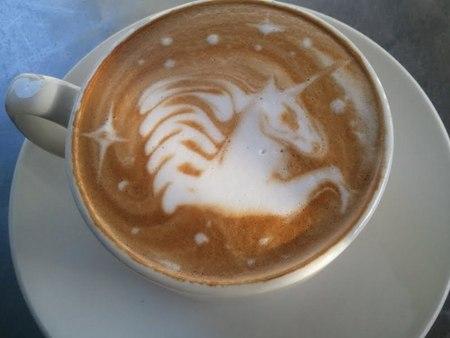 Фото кофе арт