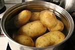 Картофель для винегрета разваривается, как быть?