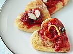 5 идей для романтического завтрака на день Святого Валентина