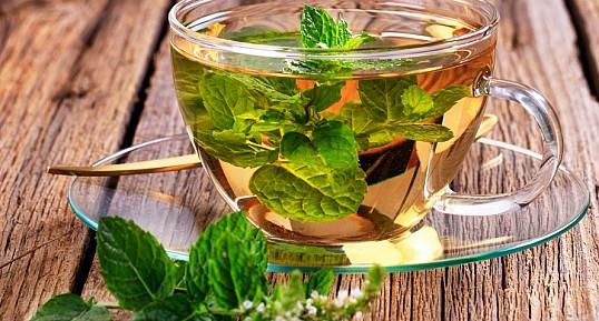Мятный чай для улучшения памяти