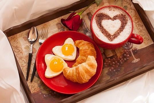 10 романтических завтраков на день Св. Валентина