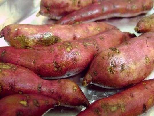 Батат – сладкий картофель