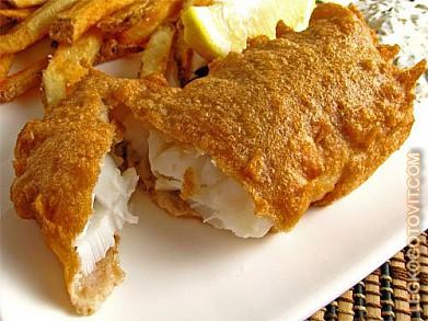 с рыбы рецепты с фото