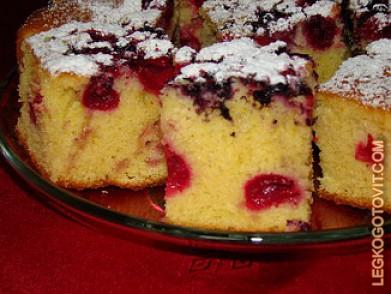 торт бисквитный французский рецепт видео