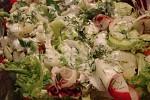 Как приготовить Хрустящий салат с редисом