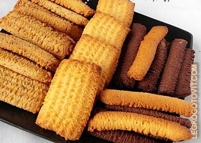 Песочное печенье это какое