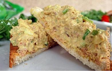 рецепт бутерброды с фото