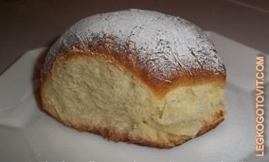 дрожжевые булочки рецепт с фото