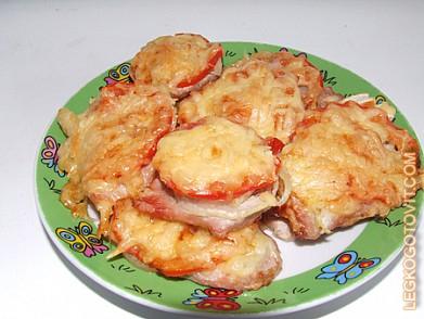 рецепт мяса по-французски с фото