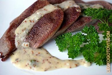Рецепты блюда из языка