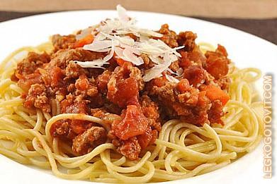 Соусы к мясу и спагетти